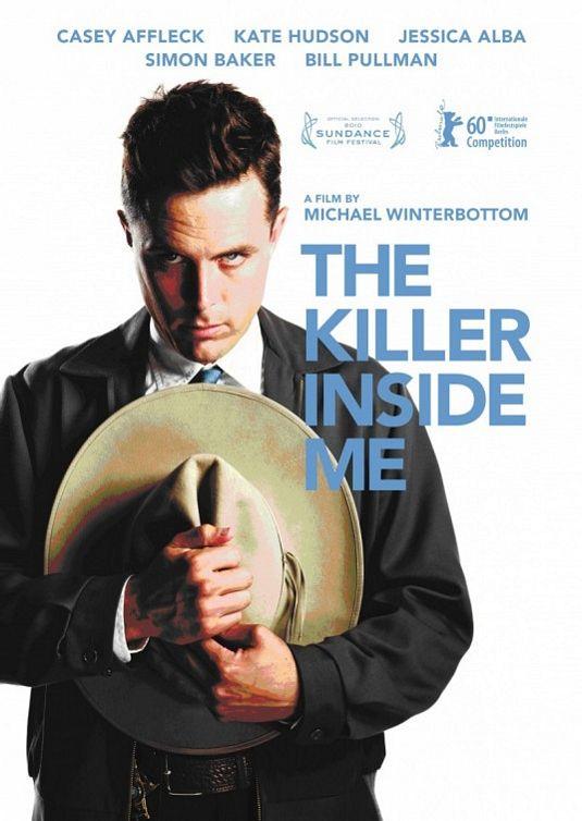 The Killer Inside Me, movie, poster
