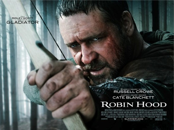 Robin Hood, 2010, Movie Posters