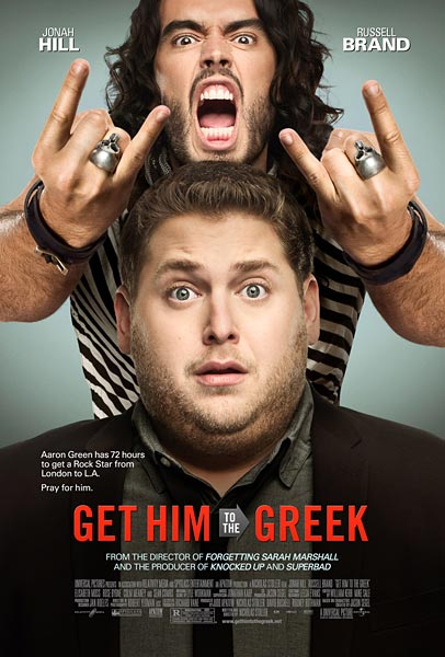 Get Him to the Greek, movie, poster
