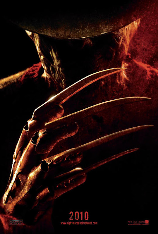 A Nightmare on Elm Street, new, movie, poster, 2010