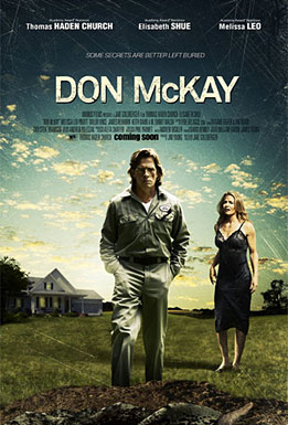 Don McKay, movie, poster