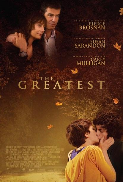 The Greatest, movie, poster