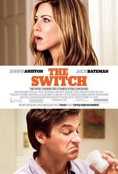 The Switch, movie, poster, image, cover