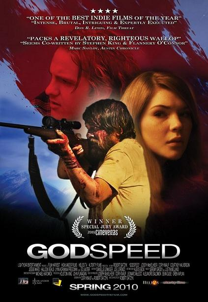 Godspeed, Movie, poster, cover, image