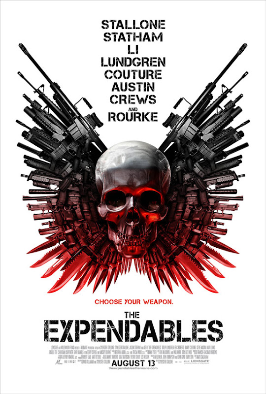 The Expendables, 2010, New, Movie, poster, Sylvester Stallone
