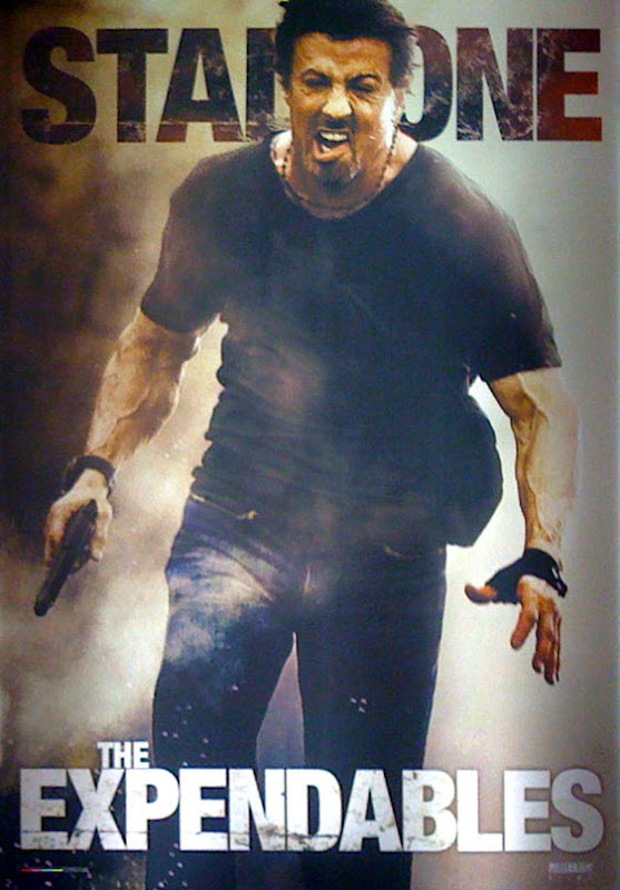 The Expendables, 2010, New, Movie, Posters, Sylvester Stallone