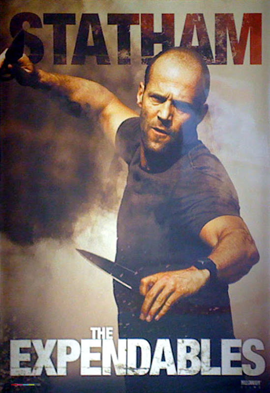 The Expendables, 2010, New, Movie, Posters, Jason Statham