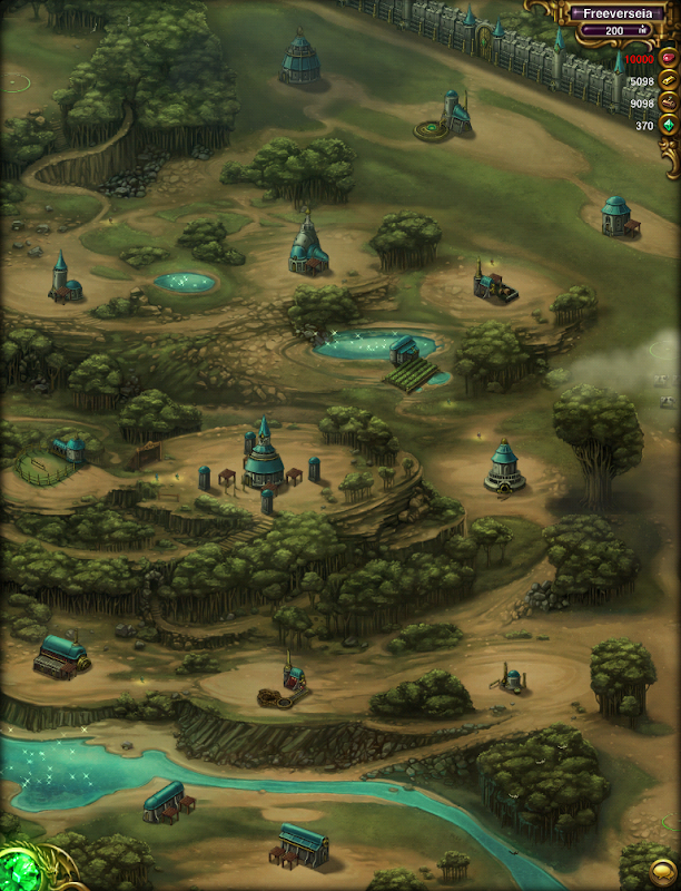 CastleCraft, Game, iphone, screen, screenshots, image