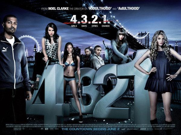 4.3.2.1, 2010, Movie, poster