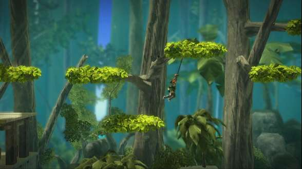 Bionic Commando Rearmed 2, game, screen, screenshot, image, images, screens, screenshots, sony, ps3