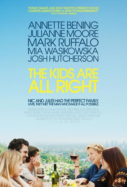The Kids Are All Right, movie, poster, new