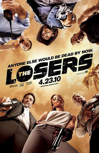The Losers, new, movie, poster