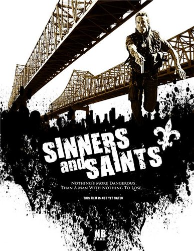 Sinners & Saints, movie, poster, dvd, cover