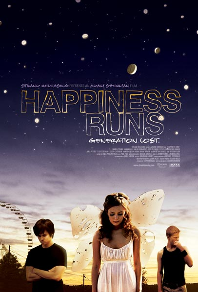 Happiness Runs, movie, poster