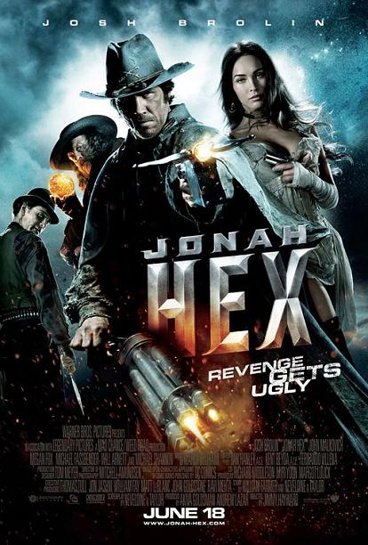 Jonah Hex, movie, poster, new, dvd, cover, image