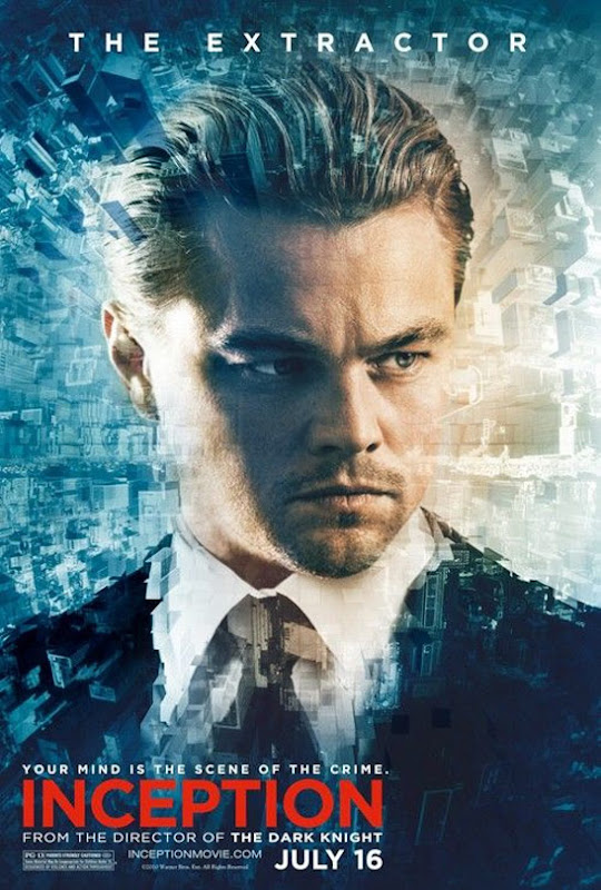 Movie, Inception, poster