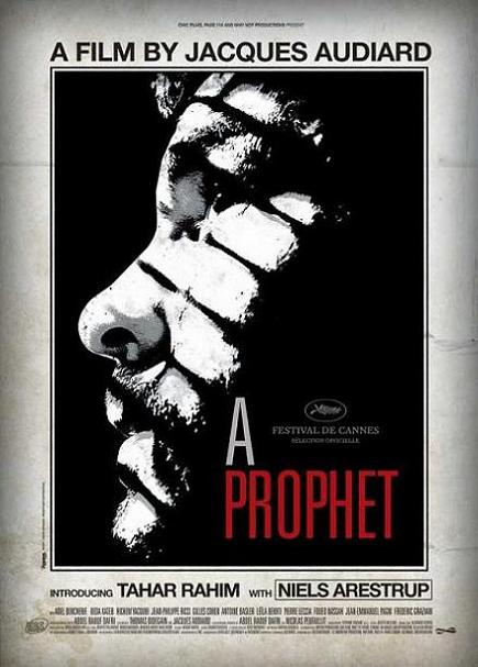 A Prophet,movie, cover, release