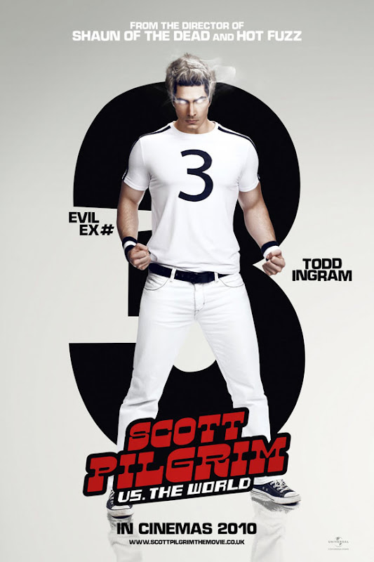 Scott Pilgrim vs. the World, movie, poster