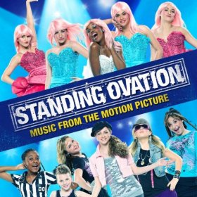 Standing Ovation, cd, soundtrack, movie, cover, image