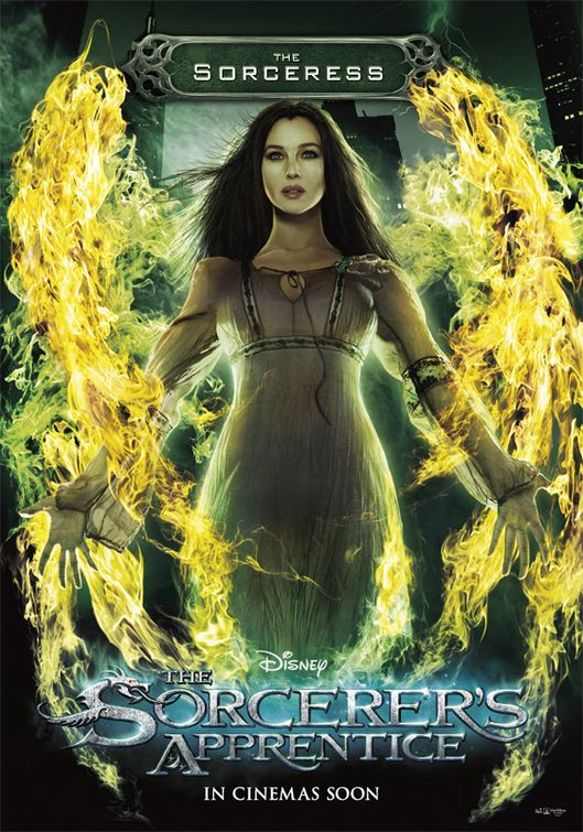 The Sorcerer's Apprentice, new, poster, movie
