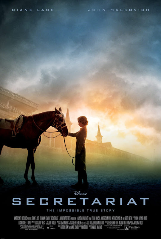 Secretariat, movie, poster
