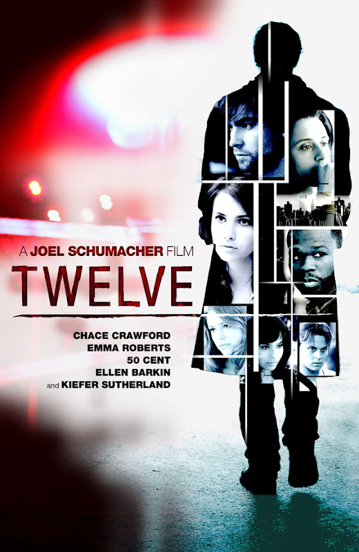 Twelve, movie, poster, 50 Cent