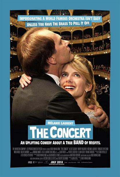 The Concert, movie, poster