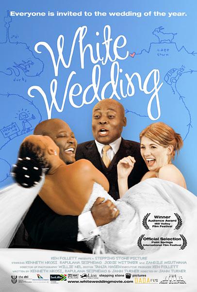 White Wedding, movie, poster