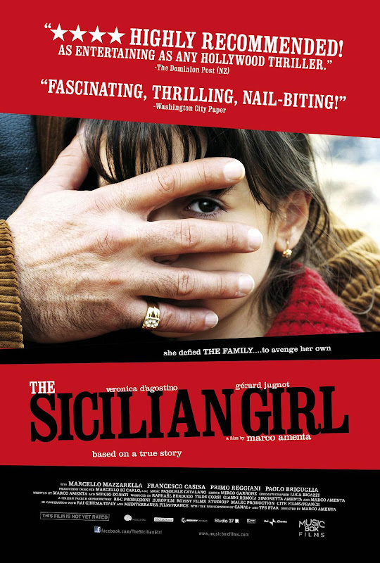 The Sicilian Girl, movie, poster, new