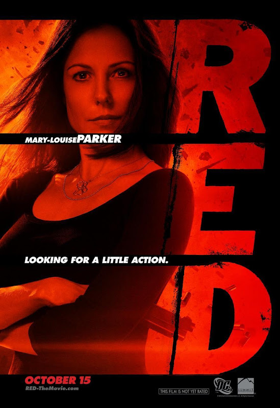 Mary louise parker, red, movie, poster
