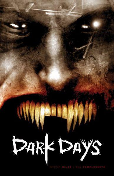 30 Days of Night, Dark Days, 2010, movie, poster