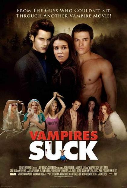 Vampires Suck, movie, poster