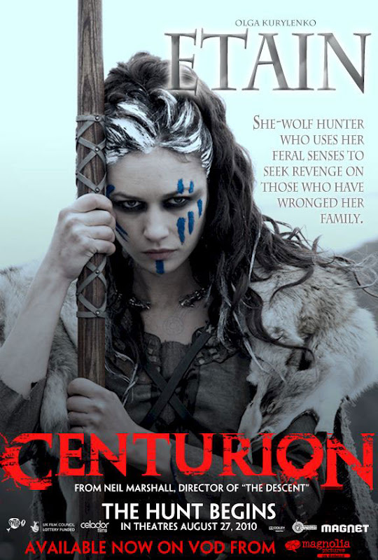 Centurion, New, Movie, Poster