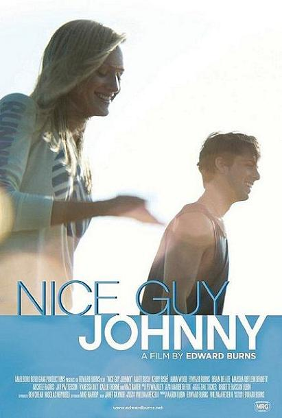 Nice Guy Johnny, movie, poster