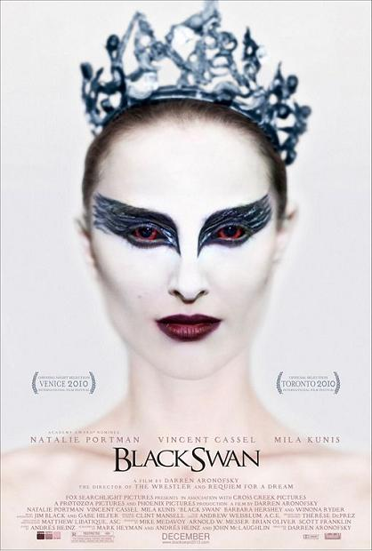 Black Swan, movie, poster