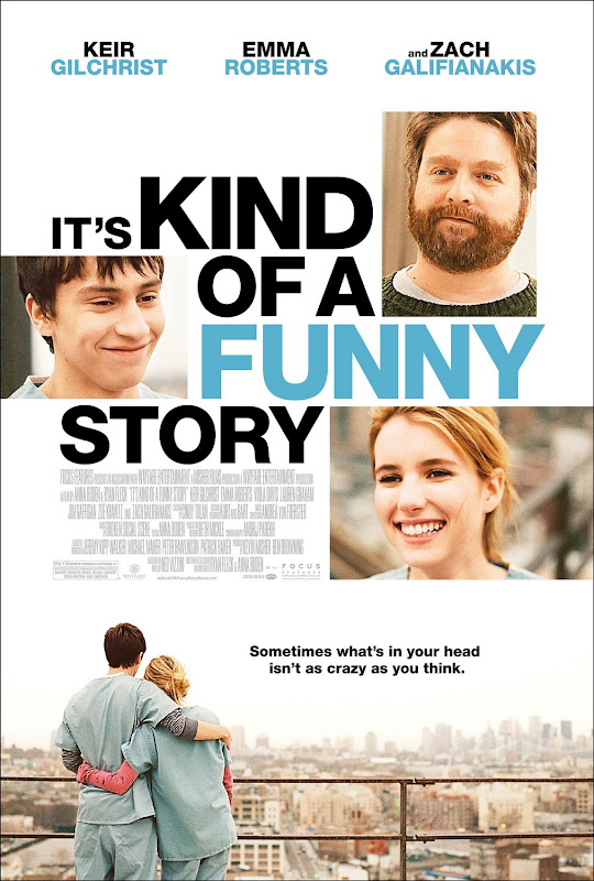 It's Kind of a Funny Story, movie, poster
