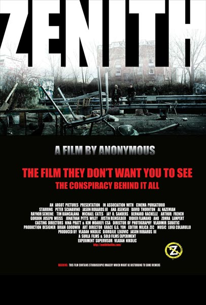 Zenith, movie, poster