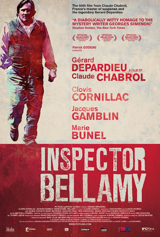 Inspector Bellamy, movie, poster