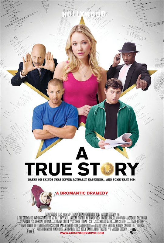 A True Story, movie, trailer