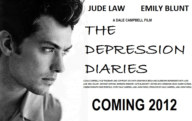 The Depression Diaries, movie, poster