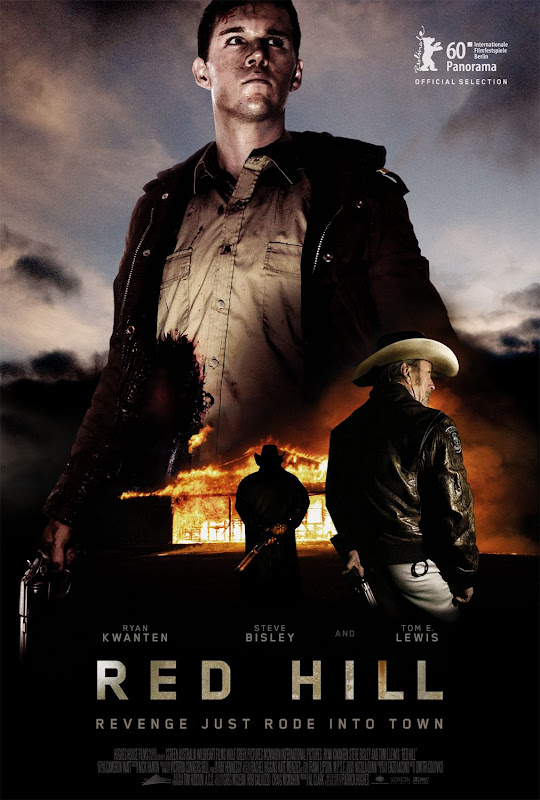 Red Hill, movie, poster