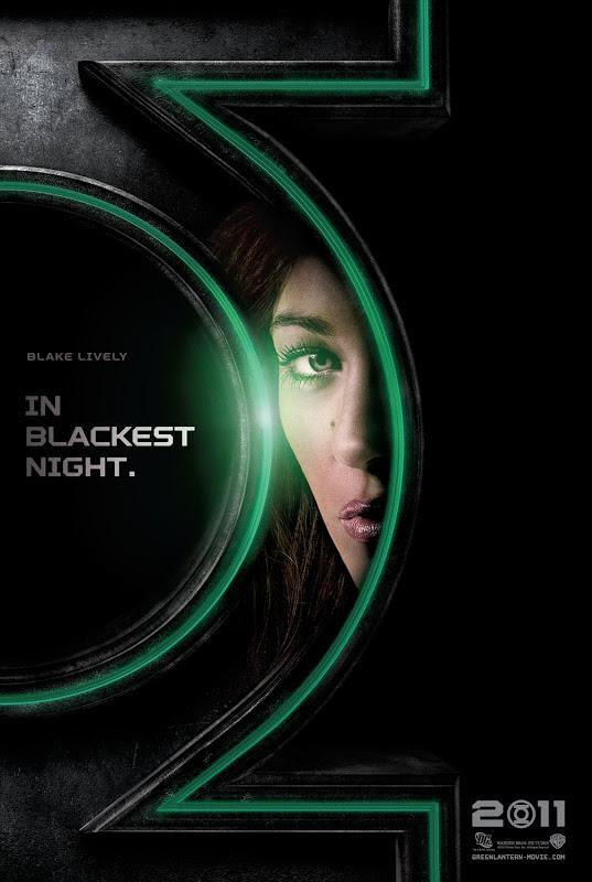 Green Lantern, 2011, movie, poster