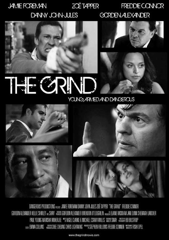 The Grind, movie, poster
