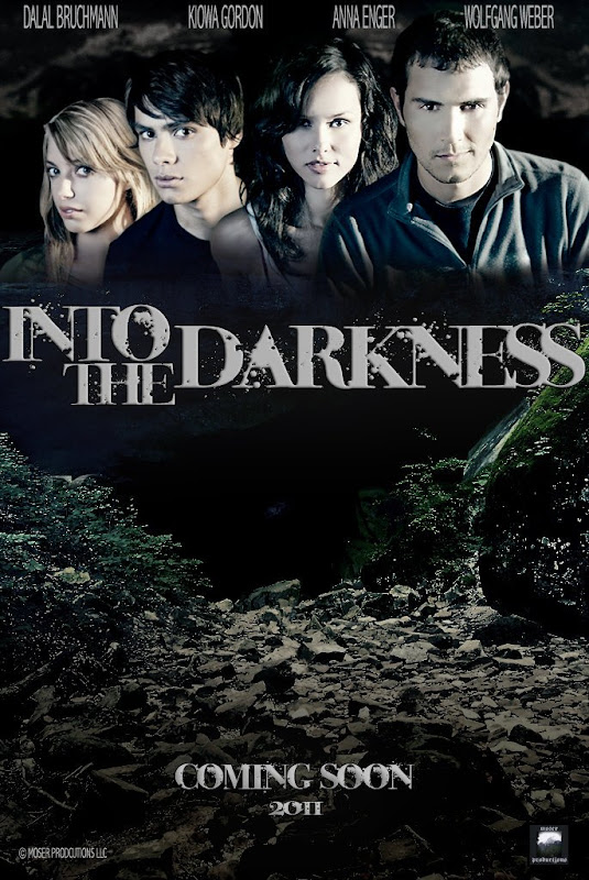 Into the Darkness, movie, poster