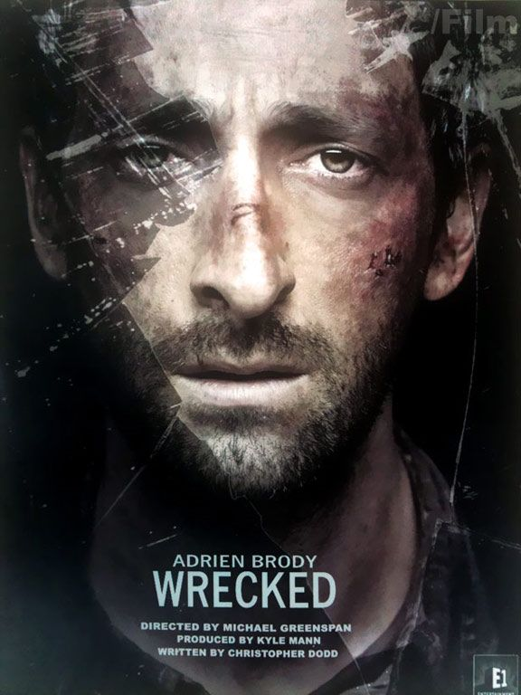 Wrecked, movie poster