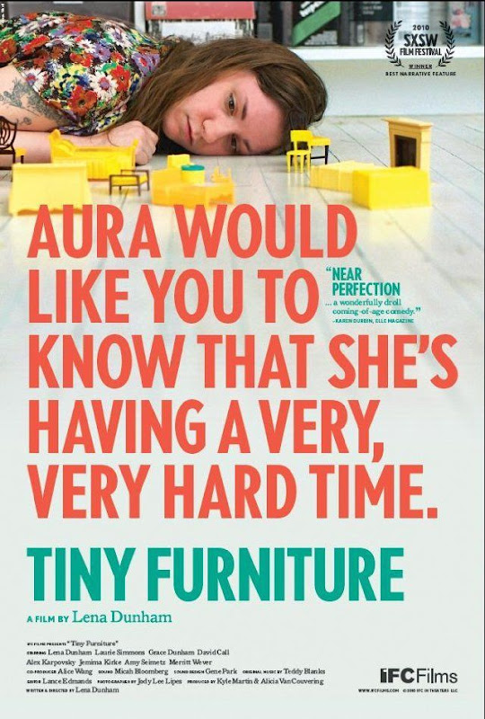 Tiny Furniture, movie, poster