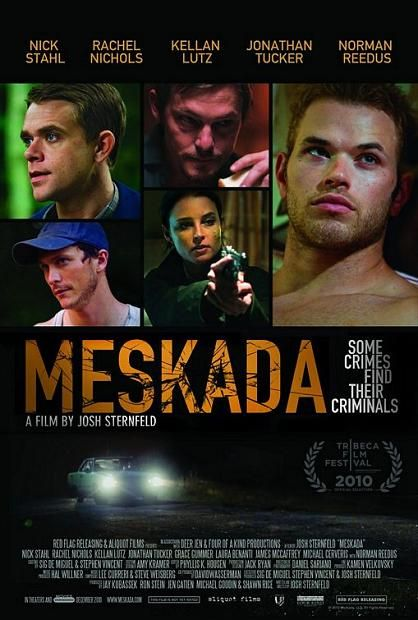 Meskada, poster, movie