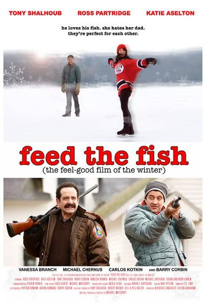 Feed the Fish, movie, poster