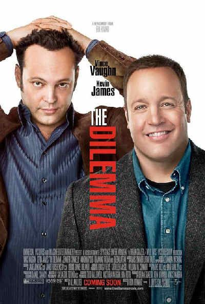 The Dilemma, new, movie, Poster