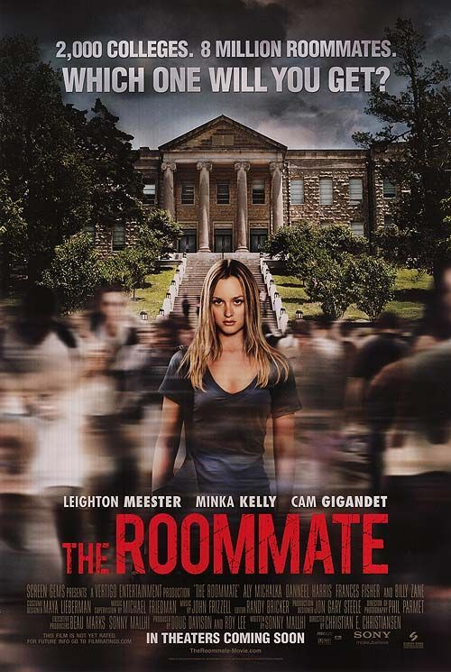The Roommate, movie, 2011, poster